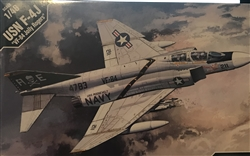 "ACADEMY 1/48 F-4J ""VF-84 Jolly Rogers"" USN Fighter"