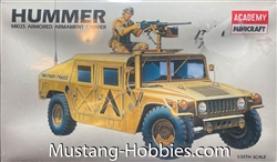 ACADEMY 1/35 HUMMER M1025 Armored Armament Carrier
