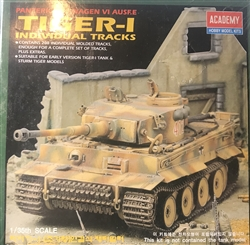 ACADEMY 1/35 Tiger I (Early) INDIVIDUAL TRACKS
