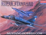 Academy 1/72 Dassault-Breguet Super Etendard French Naval Attack Fighter