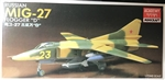 "Academy 1/72 Russian MiG-27 Flogger ""D"""