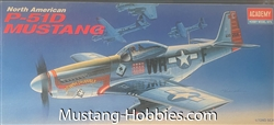Academy 1/72 North American P-51D MUSTANG