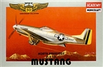 Academy/Minicraft 1/144 North American P-51D Mustang