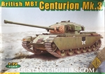 ACE MODELS 1/72 British MBT Centurion Mk.3 Korean War