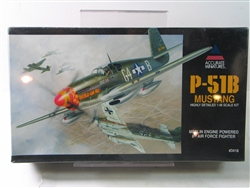 Accurate Miniatures 1/48 P-51B Mustang 8Th Air Force Fighter