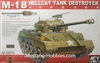 AFV CLUB 1/35 U.S. M-18 Hellcat Tank Destroyer
