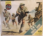 AIRFIX 1/72 WWII EIGHTH ARMY