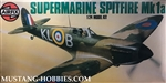 AIRFIX/GUNZE 1/24 Spitfire Mk 1a JAPANESE ISSUE