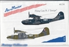 "Aero Master Decals 1/48 FLYING CATS PART I ""FOREIGN"""