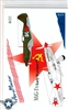 Aero Master Decals 1/48 MIG-3's EARLY WARRIORS PART I