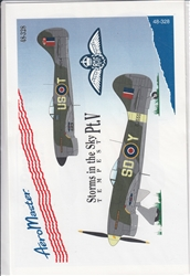 Aero Master Decals 1/48 STORMS IN THE SKY PART V TEMPEST