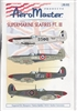 Aero Master Decals 1/48 SUPERMARINE SEAFIRES PART III