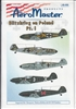 Aero Master Decals 1/48 BLITZKRIEG ON POLAND PART I