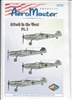 Aero Master Decals 1/48 ATACK IN THE WAST PART I