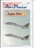 Aero Master Decals 1/48 ANYTIME BABE!! PART VII F-14 TOMCAT