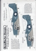 Aero Master Decals 1/72 F4F WILDCAT ACES PART I