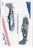 Aero Master Decals 1/72 F4F WILDCAT ACES PART II
