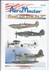 Aero Master Decals 1/72 FLEET AIR ARM PART II
