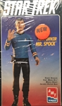 AMT 1/6 Star Trek First Officer Mr. Spock Special Collector's Edition series