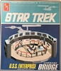 AMT 1/32 U.S.S. Enterprise Command Bridge