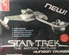 AMT 1/537 Star Trek The Motion Picture Klingon Cruiser
