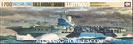 Aoshima 1/700 HMS Aircraft Carrier Illustrious
