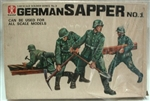BANDAI 1/48 GERMAN SAPPER No.1