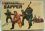 BANDAI 1/48 GERMAN SAPPER No.2