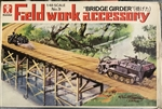 BANDAI 1/48 Barricade Field Work Accessory No.6