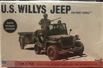 BANDAI 1/48 US WILLIES JEEP