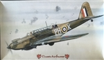 Classic Airframes 1/48 Fairey Battle