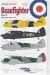 CUTTING EDGE 1/48 BEAUFIGHTERS PART 3