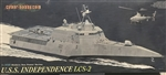 DRAGON 1/350 U.S.S. Independence LCS-2
