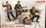 DRAGON 1/35 SOVIET NAVAL INFANTRY