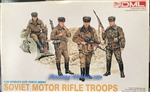 DRAGON 1/35 SOVIET MOTOR RIFLE TROOPS