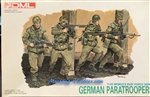 DRAGON 1/35 GERMAN PARATROOPERS