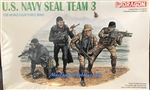 DRAGON 1/35 U.S. Navy Seals Team 3