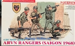 DRAGON 1/35 ARVN Rangers (Saigon1968)