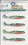 EAGLE CAL 1/72 FW 190D9 DORAS OF THE GALAND CIRCUS