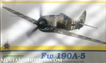 EDUARD 1/48Fw 190A-5 Weekend Edition