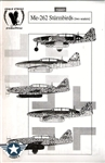 Eagle Strike Productions 1/72 Me-262 STURMBIRDS TWO SEATERS