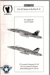 Eagle Strike Productions 1/72 F/A-18 HORNETS OF THE FLEET PART 2