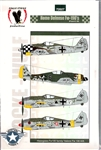 Eagle Strike Productions 1/72 HOME DEFENSE FOCKE WULF Fw190s PART 2