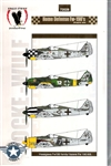 Eagle Strike Productions 1/72 HOME DEFENSE FOCKE WULF Fw190s PART 3