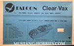 FALCON 1/72 Clear-Vax Canopies RAF BOMBERS WWII PART ONE