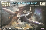 FORCES OF VALOR 1/72 US F4U-4-1D CORSAIR
