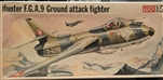 FROG 1/72 Hunter F.G.A.9 Ground Attack Fighter