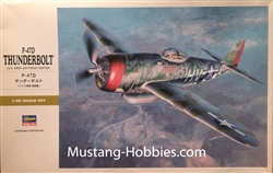 Hasegawa 1/32P-47D Thunderbolt (U.S. Army Air Force Fighter)