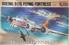 HASEGAWA 1/72 Boeing B-17G Flying Fortress