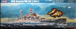 HOBBY BOSS 1/350 USS Arizona BB-39 1941